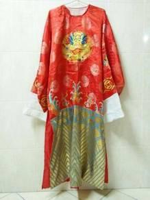 God of wealth's clothing (Cai Shen Ye)