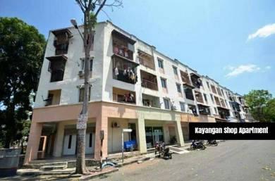 Apartment Pangsapuri Kayangan Taman KAJANG UTAMA near MRT