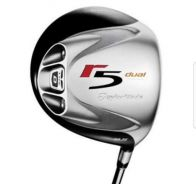 Taylormade driver r5 dual