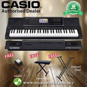 Casio mz-x300 arranger portable keyboard
