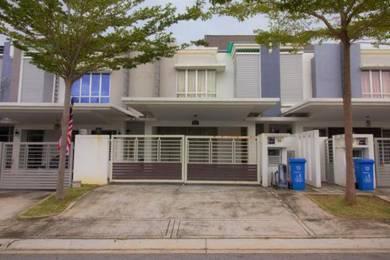 Alam Impian, Seksyen 35 Shah Alam Double Storey Terrace House