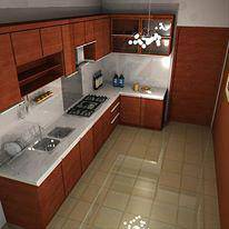 Kitchen,wardrobe dan tv cabinet