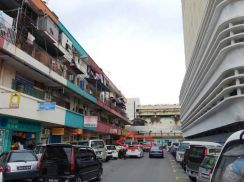 Segama Shoplot ,Ground floor intermediate. KK