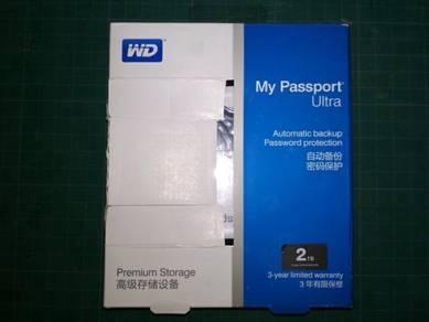 (FAULTY) External Hard Disk 2TB