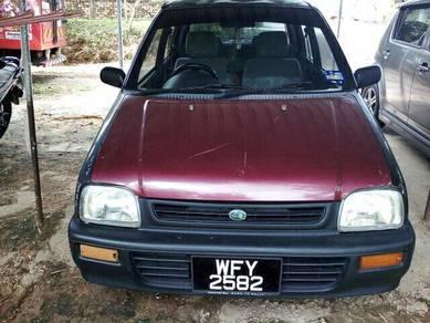 Kancil 850 1997 menual harga blh runding baru top