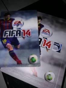 Fifa14 xbox360 metal box