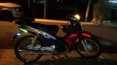 2010 Honda wave 110r