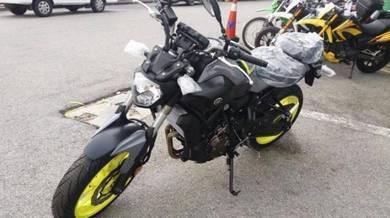 Yamaha MT-07 mt07 FERCUMA