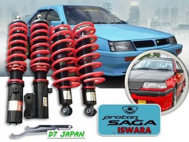 ISWARA SAGA JAPAN Adjustable Hi Low Body Shift 2