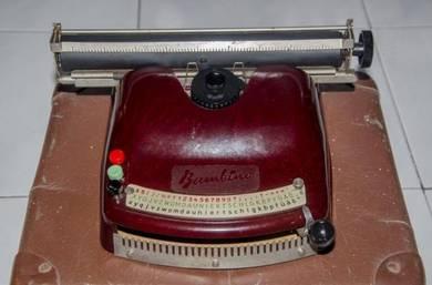 Optima bambino germany mechanical indexwriter