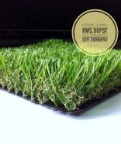 30mm Artificial GRASS promo