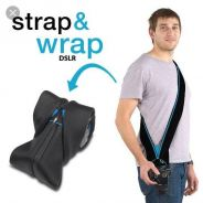 Miggo Strap and Wrap Camera DSLR Strap