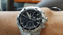 Tag Heuer Aquaracer CAF2110 Automatic Full Set