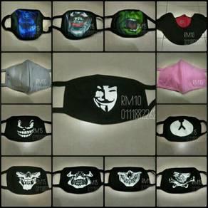 Topeng mulut variasi