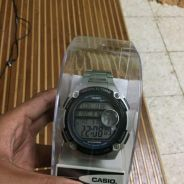 Casio original world watch