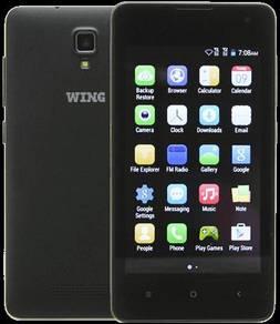 Wing Hero 40i Black