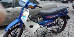 2014 Motorcycle demak EX-90