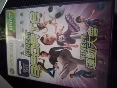Kinect sport xbox360