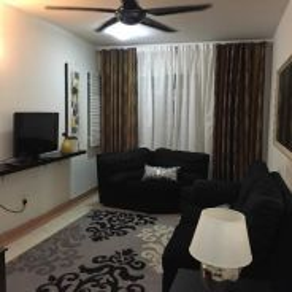 Perdana Exclusive condo, F/F, Nice unit, unit renovated