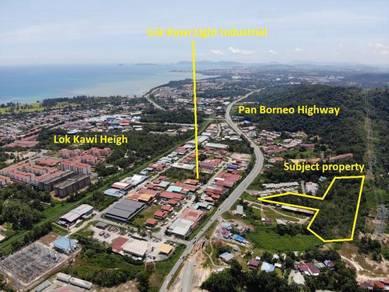 Lok Kawi Residential Land , Kinarut, Papar