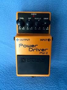 1997 Boss PW-2 Power Driver Taiwan