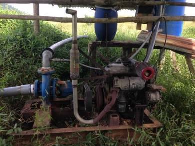 Pam Air & Springkler Sistem Kebun