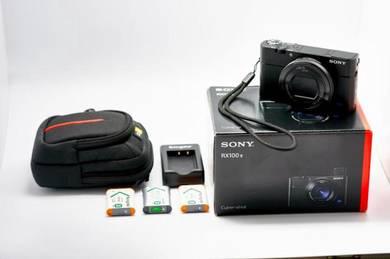 Sony RX100 V Mark 5