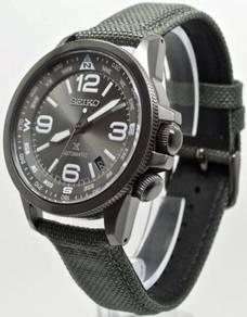 Seiko Prospex Land Automatic Grey Nylon Watch