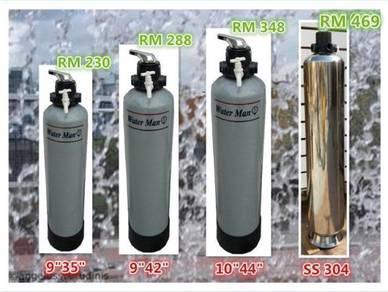 Water Filter / Penapis Air harga kilang 1ng