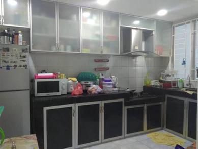 [NICE UNIT] 3 Sty Townhouse Villa Mas 1 Kipark Sri Utara Jalan Ipoh