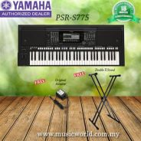 Yamaha psr-s775 61 key arranger workstation