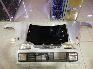 L502 Front Body parts