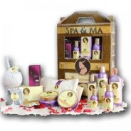 Set Bersalin Beauty Garden Spa & Ma