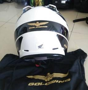 Shoei jf2 goldwing
