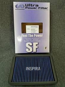 Inspira UTR High Performance Air Filter