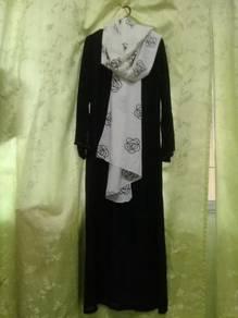 Preloved jubah
