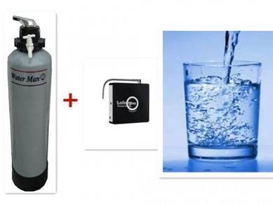 Water Filter / Penapis Air COMBO SET 5k