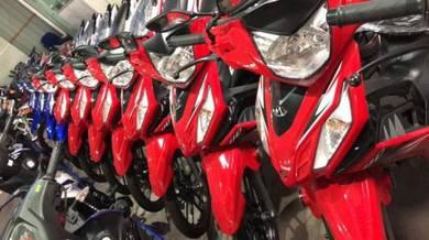 Modenas mr2 110 {ready stock} {loan kedai}