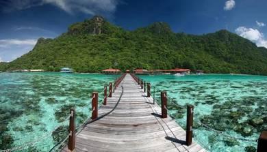 AMI Travel | Exploring 8 Islands of Sabah 5D4N