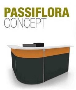 Reception Counter Table PASSIFLORA CONCEPT