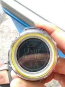 Sport watch untuk dijual