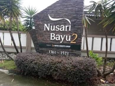 1 Storey Terrace at Nusari Bayu, Bandar Sri Sendayan