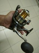 Reel shimano twin power 8000HG