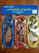 Luggage Straps 3 pcs set