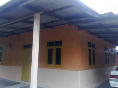 Rumah sewa di durian guling