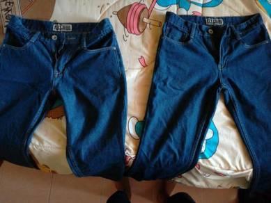 Seluar Jeans JEEP saiz 29