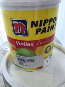 Nippon Interior Paint- Daisy White ,Orincoco