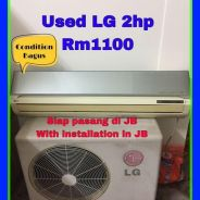 Air condition LG 2hp (used)