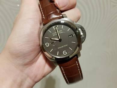 Panerai 352 titanium full set - original pam Rolex