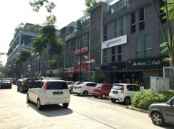 1.5 sty Retail Sky Park One City USJ 25 (GROUND & Mezz) Subang Jaya